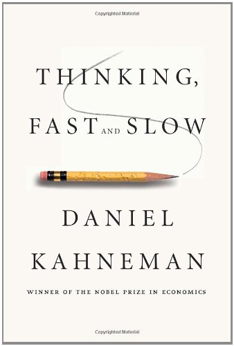 Buchseite und Rezensionen zu 'Thinking, Fast and Slow' von Daniel Kahneman