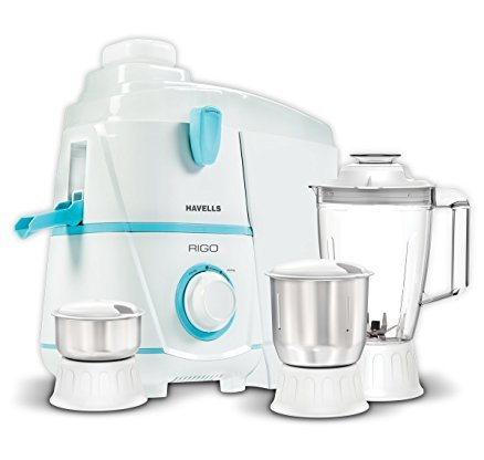 Havells Rigo ABS Juicer Mixer Grinder