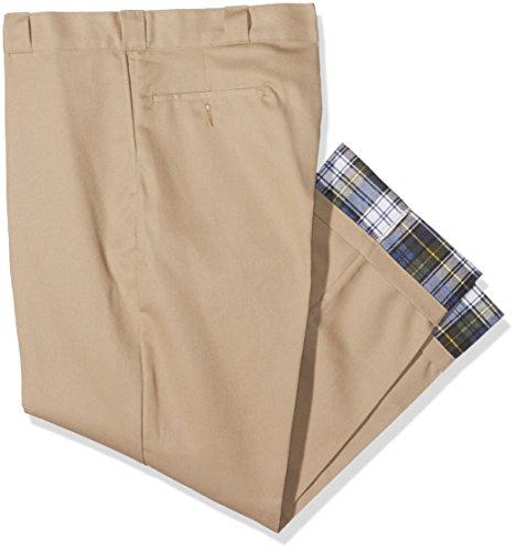 dickies-herren-hose-f-lined-work-pant-beige-khaki-kh-w42-l32-42-32