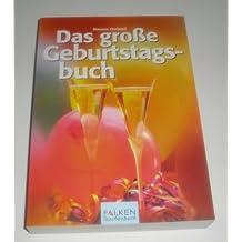 Das große Geburtstagsbuch