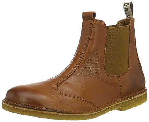 Bisgaard Boot 50205216, Unisex-Kinder Schneestiefel, Braun (502 Cognac) 39