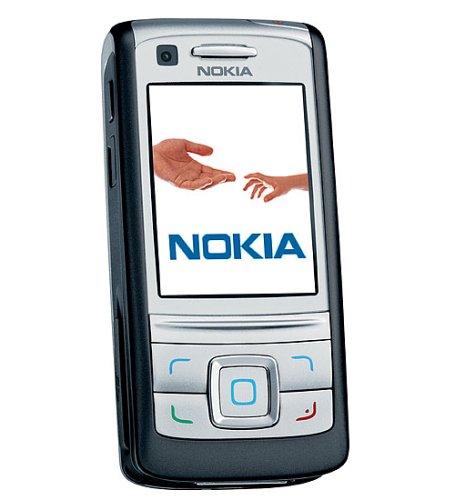 Nokia 6280 Carbon Black Handy Unlocked Gsm Slider