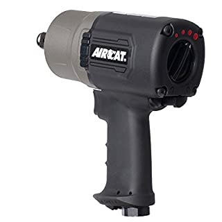 AIRCAT 1770-XL Super Duty Composite Impact Wrench, 3/4-Inch by AirCat