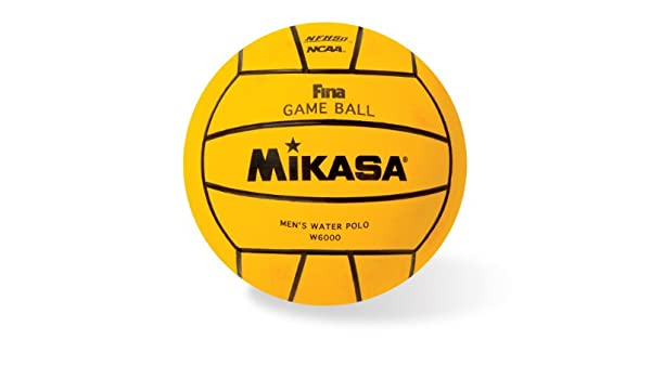 Buy mikasa w6000 ncaa mens water polo ball online at low prices in buy mikasa w6000 ncaa mens water polo ball online at low prices in india amazon fandeluxe Image collections