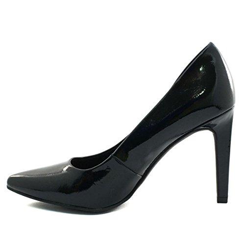 Marco Tozzi - Chaussures À Talons Noires Pour Femme