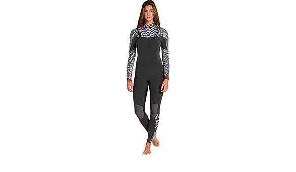 Billabong Ladies Salty Dayz 5 4mm Chest Zip Wetsuit - GEO U45G01 Ladies UK  Sizes - 6  Amazon.de  Sport   Freizeit 154c724cc