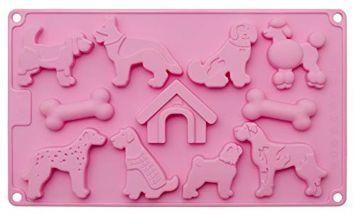 Birkmann 253049 Keks-Konfekt Hunde