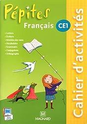 Français CE1 Pépites : Cahier d'activités