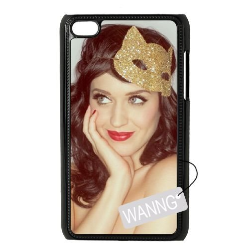 Katy Perry Ipod Touch4 Durable Case, Katy Perry Custom Case for Ipod Touch4 at WANNG