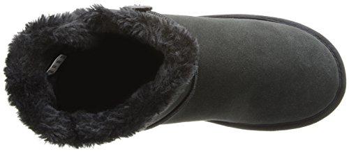 SkechersShelbys Ottawa - Stivali Donna Nero (Noir (Blk))
