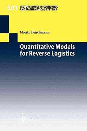 [(Quantitative Models for Reverse Logistics)] [By (author) Moritz Fleischmann] published on (March, 2001)