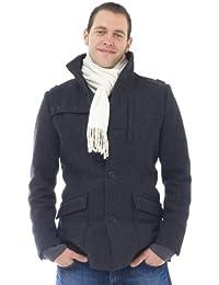 Brushed silk scarf