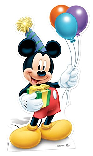 Imagen de star cutouts  disfraz para adulto mickey mouse sc601  alternativa
