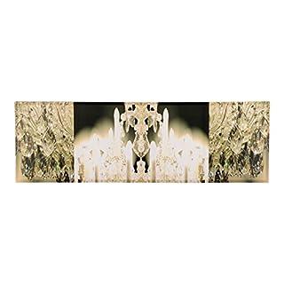 Bild »Kronleuchter«, Leinwand bedruckt, Holz