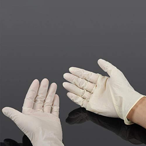 GIlH 3 Paare Universal-DIY Handwerkzeug Handschuhe Reinigungsgummiarbeitshandschuhe Einweg-Latexhandschuhe Universal Satellite Lautsprecher
