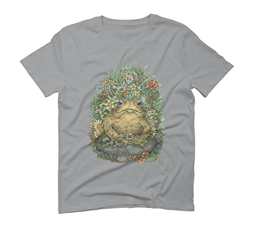 Her Majesty Toad Men's Graphic T-Shirt - Design By Humans Opal