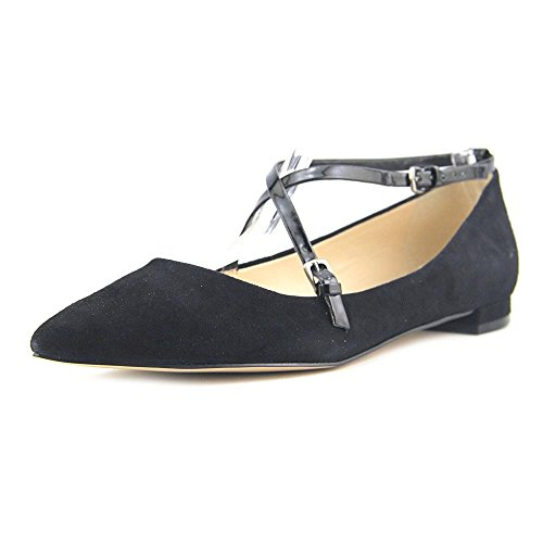 Nine West Anastagia Daim Chaussure Plate