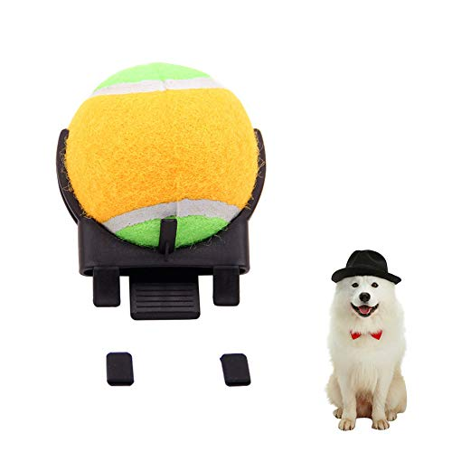 Pelota Autofoto De Tenis Interactiva Para Perros Y