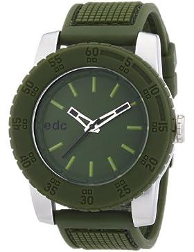 edc by ESPRIT Herren-Armbanduhr XL pendulum Analog Quarz Plastik