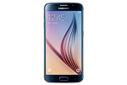 Samsung G920 Galaxy S6 Smartphone, 32 GB, Marchio TIM, Nero [Italia]