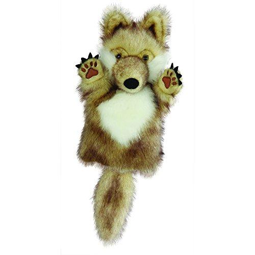 The Puppet Company-Teppichen-Wolf Handpuppe