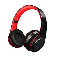 Alitoo Auriculares Inalámbricos sobre el oído cancelación de ruido, Cascos Bluetooth Plegable con...
