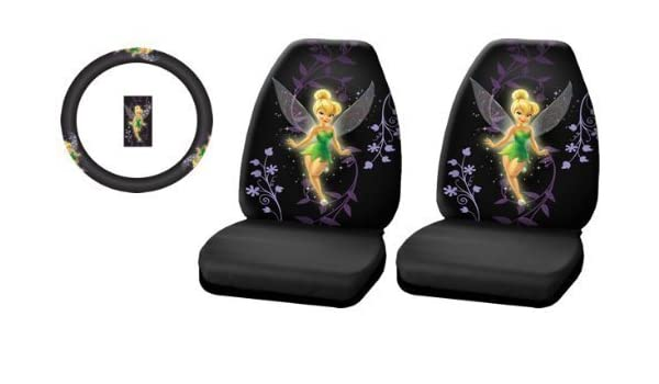tinkerbell seat covers