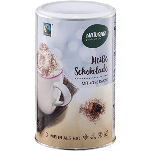Naturata Heiße Trinkschokolade (350 g) - Bio