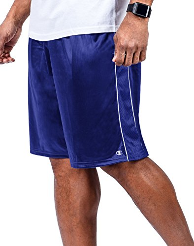 Champion Vapor? Big da uomo contrast-pieced corto Blu - blu
