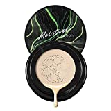 Product features:1、Convenient to Use: Bomb small mushroom repairs beauty and one step in place.2、Smooth Skin: Blur fine lines by floating over them, creating the illusion of smooth skin.3、Natural Look: Instantly gives you a flawless look with a vi...