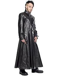 Black Pistol Closure Coat Sky