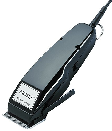 Moser Tierschermaschine Typ 1400, Animal Clipper-Set Clam Shell
