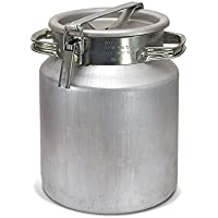 /Bidon 10/Liter rund mitBreitmaul PLASTICOS helguefer/