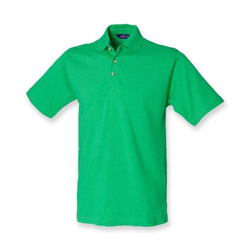 Henbury -  Polo  - Uomo Verde brillante