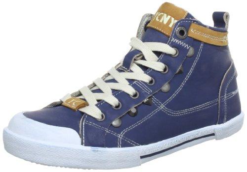 Yellow Cab BOOGIE W, Damen Hohe Sneakers, Blau (Blue), 40 EU