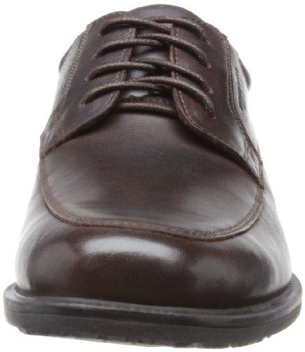 Rockport - Scarpe modello Oxford, Uomo Marrone (Dark Brown)
