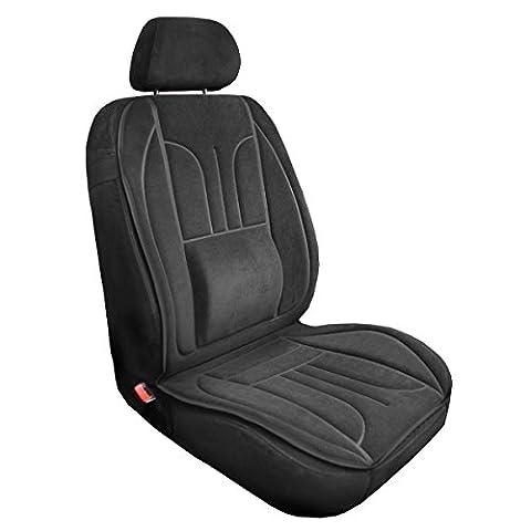 (E-MT) Couvre-sieges de voiture ergonomiques compatible avec HONDA (ACCORD, CIVIC,