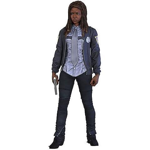 The Walking Dead Tv Series 9 - Constable Michonne Action Figure (15Cm)