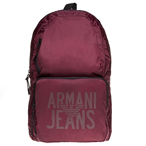 armani-jeans-foldable-maroon-one-size