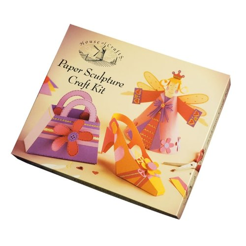 HOUSE OF CRAFTS   MANUALIDADES CON PAPEL (GLOBALGIFTS HC470)