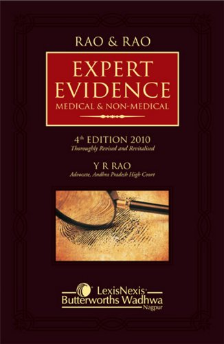 Expert Evidence (Medical And Non-Medical)