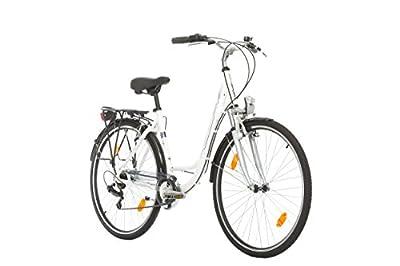 28 Zoll Bikesport RIMINI Lady Cityrad Crossfahrrad Damenfahrrad Shimano 6 GANG