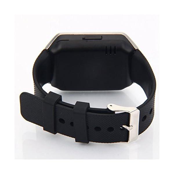 Reloj Inteligente con Cámara Tf/Ranura de Tarjeta Sim, Análisis de Sueño, Podómetro, Anti-Pérdida, Fitness Tracker… 6