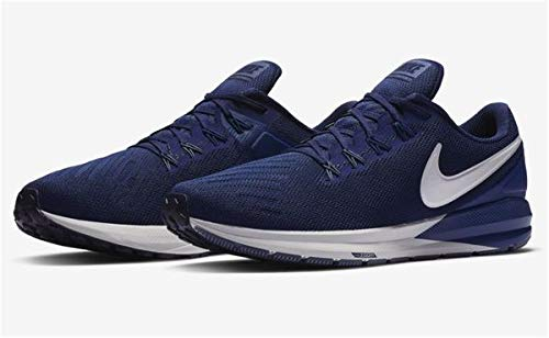 online store e5fef 9ce76 Nike Air Zoom Structure 22, Chaussures de Running Compétition Homme,  Multicolore Void Vast