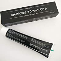 Spearmint Activated Charcoal Toothpaste