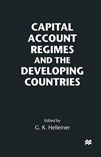 Capital Account Regimes and the Developing Countries