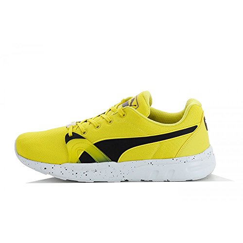 XT S Speckle blazing yellow-black 15/16 Puma