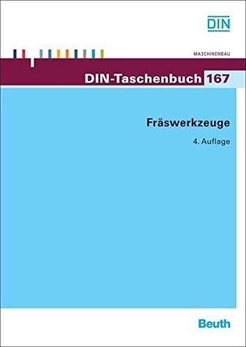 Fräswerkzeuge (DIN-Taschenbuch)