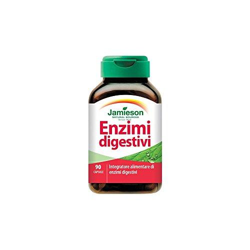 Enzimi digestivi - Jamieson - Integratore alimentare di enzimi digestivi