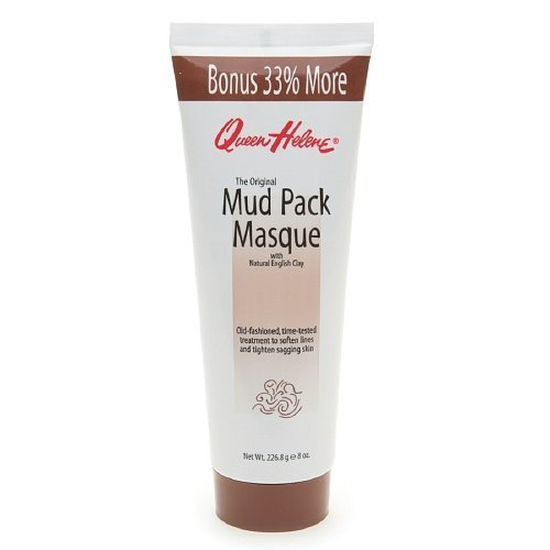 Queen Helene Masque Mud Pack - 8 oz(4 Pack) by Queen Helene